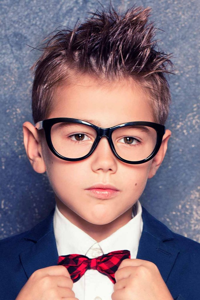 Short And Spiky Little Boy Haircuts #boyshaircuts #littleboyhaircuts #todlerboy #boyshair #todlerboyhair