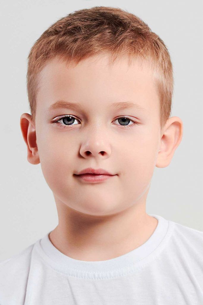 Straight Layered Cut #boyshaircuts #littleboyhaircuts #todlerboy #boyshair #todlerboyhair