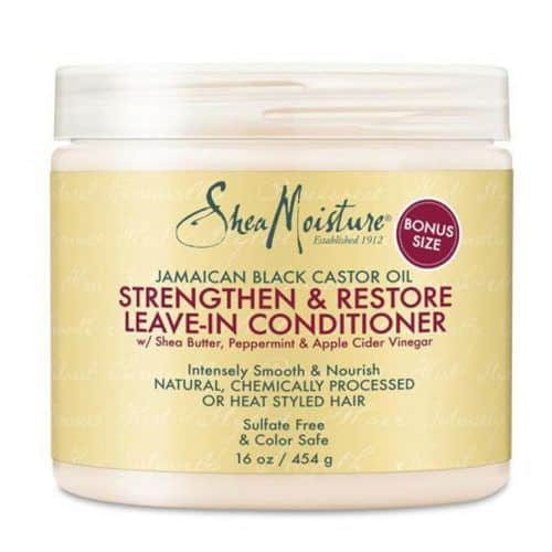 Jamaican Black Castor Oil Restore Treatment SheaMoisture
