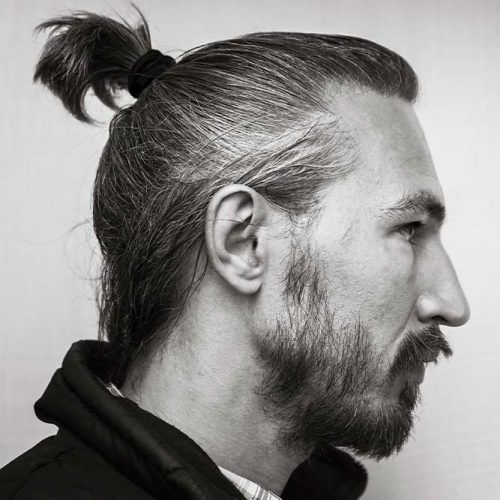 The Main Features Of The Samurai Man Bun And Top Knot #samuraihair #samuraibun #manbun