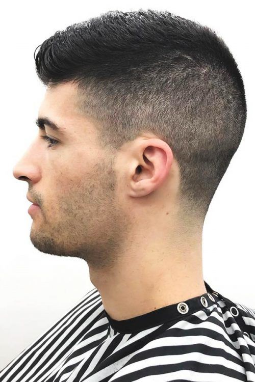 High And Tight Men's Hair Styles #shorthairstylesformen #shorthaircutsmen