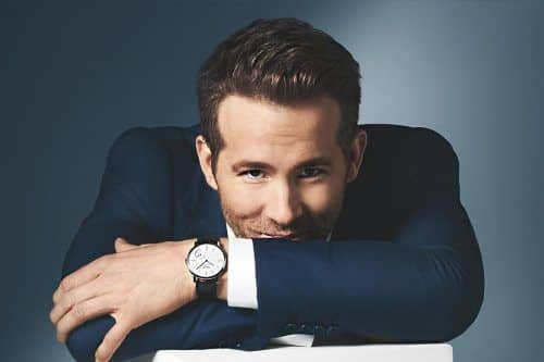 Ryan Reynolds Haircut Lookbook: Best Styles