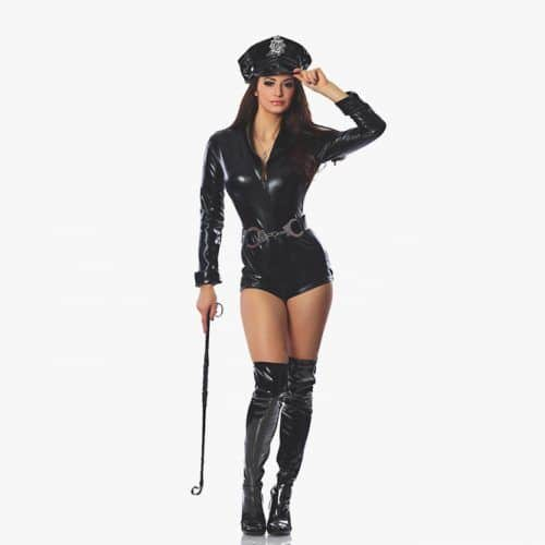 Delicious Officer Tough Love Costume (Rubies) #valentinesdaygifts