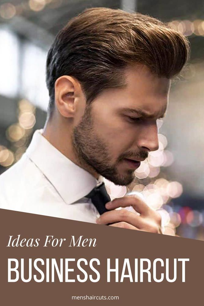 Business Haircut Ideas For Men Who Do Everything Like A Pro