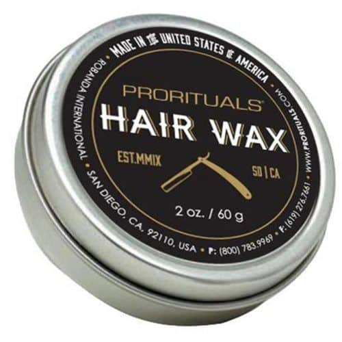 Wax (Prorituals) #besthairproducts #menshairproducts #hairproducts #hairstyling #wax