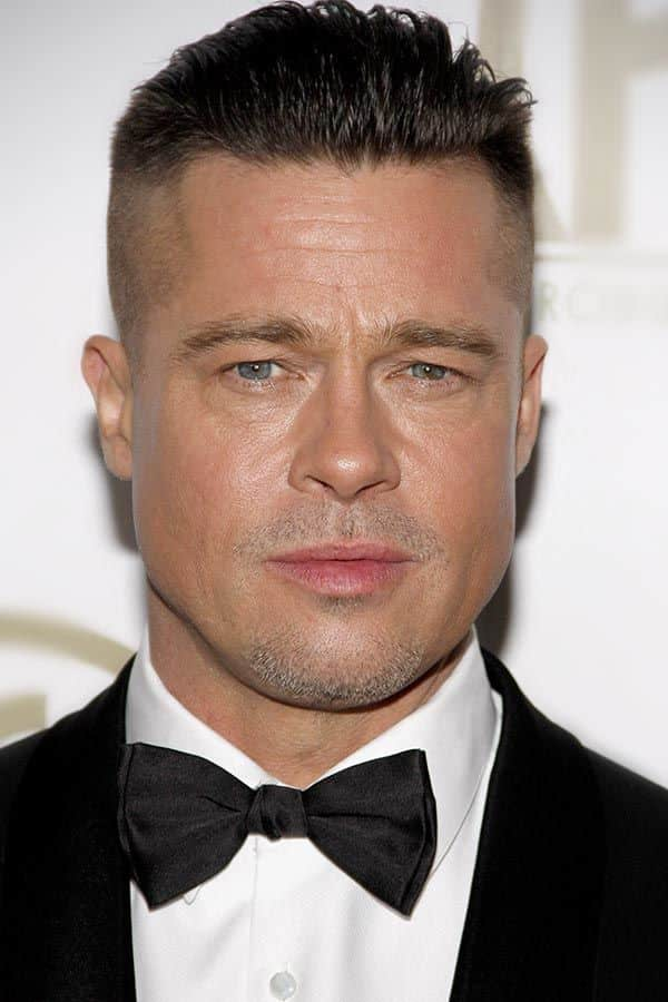 What Is Brad Pitts Haircut In Fury #bradpittfuryhaircut #bradpitt #shorthaircut #menshaircuts
