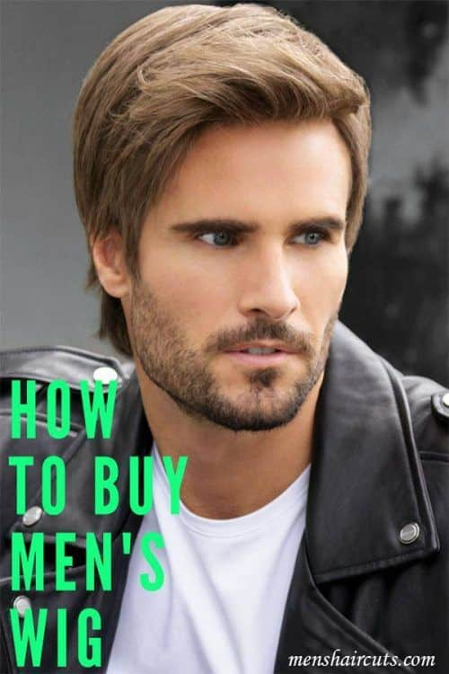 Take Into Account Your Face Shape #menswigs #wigs #wig #menswig