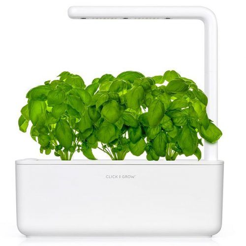 Click & Grow Smart Garden 3 #christmasgifts #giftsforher #christmaspresent
