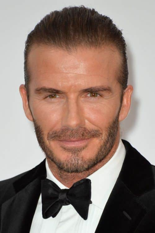 David Beckham Slicked Back #slickback #slickedback #davidbeckham #celebs #celebrities