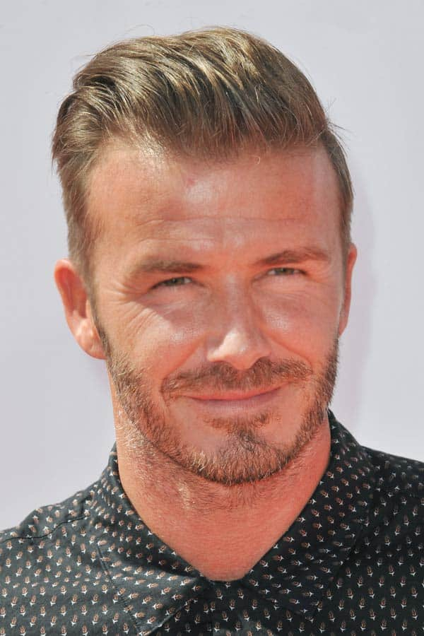 The Collection Of the Grandest David Beckham Hair Styles ...