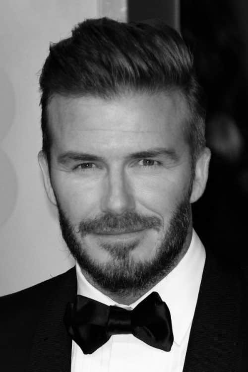 David Beckham Undercut #davidbeckham #celebs #celebrities #undercut