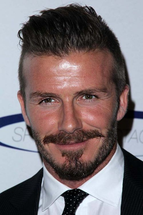 Beckham Beard  #davidbeckham #celebs #celebrities