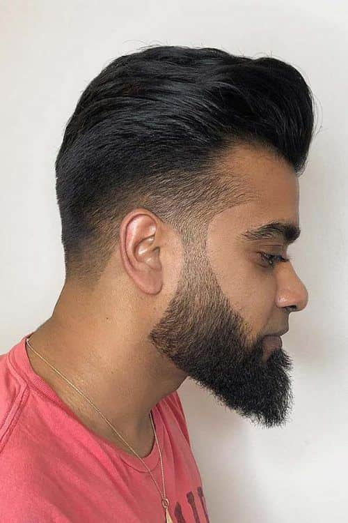Arabic Full Beard Style #fullbeard #beardstyles #beardtypes #facialhair #arabicbeard