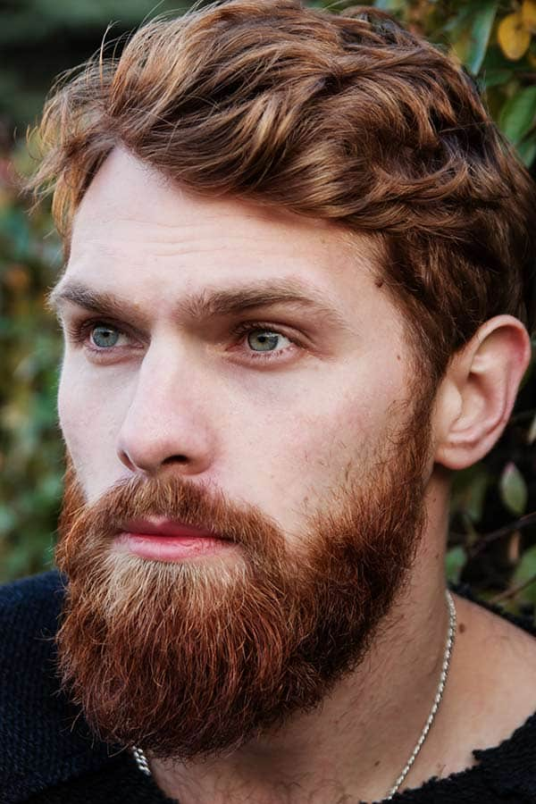 How To Grow A Full Beard #fullbeard #beardstyles #beardtypes #facialhair #wavyhair