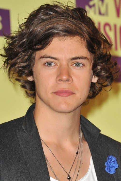 How To Rock A Harry Styles Haircut Menshaircuts Com