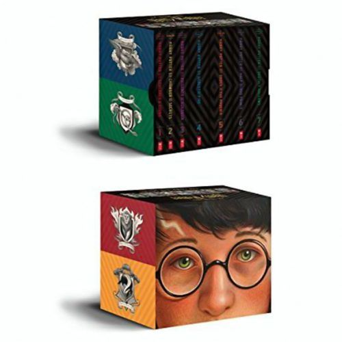 Harry Potter Books 20th Anniversary Boxed Set #lastminutegiftideas #giftideas #gifts
