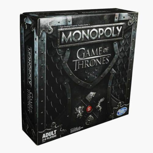 Monopoly Game Of Thrones For Your Intelligent Friends #lastminutegiftideas #giftideas #gifts