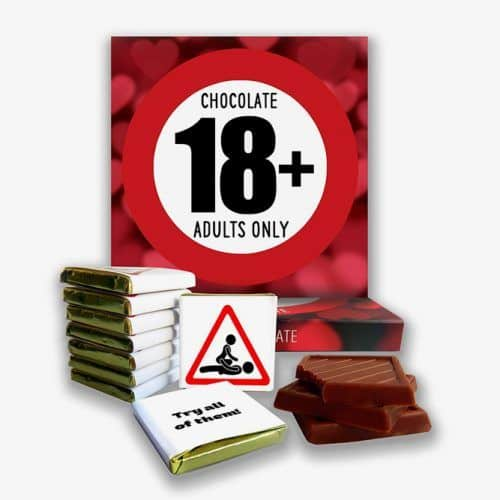 Sexy Chocolate Gift KAMA SUTRA For Just-Married Family #lastminutegiftideas #giftideas #gifts