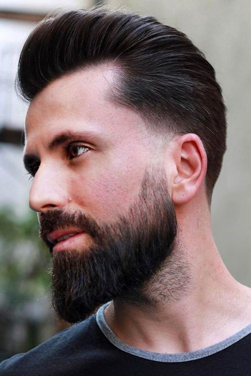 How Do You Make Thin Hair Look Thicker? #menshairstyles #thinhair