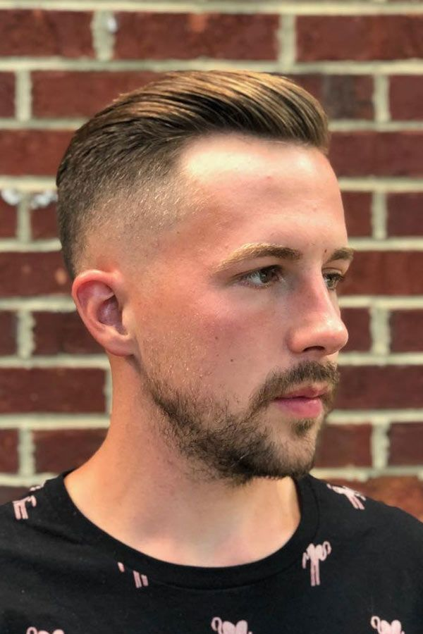 Swept Back Hairstyles For Thin Hair #menshairstyles #menshairstylesforthinhair #fadehaircut #menshairstyles #sweptback