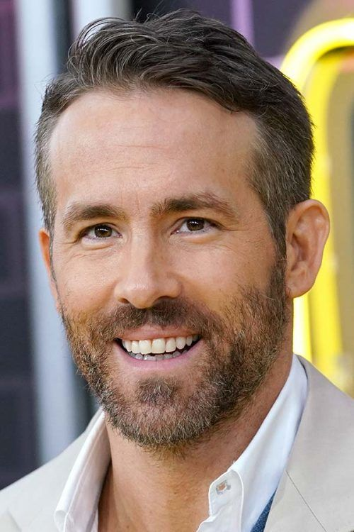 High And Tight #ryanreynolds #shorthairmen