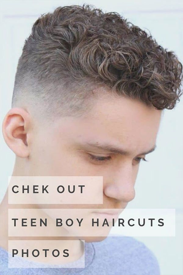 Teen Boy Haircuts For Cooler And Trendier Look