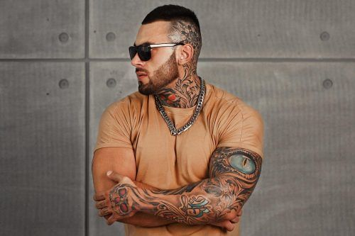 The Best Tattoos For Men That Look Insanely Hot