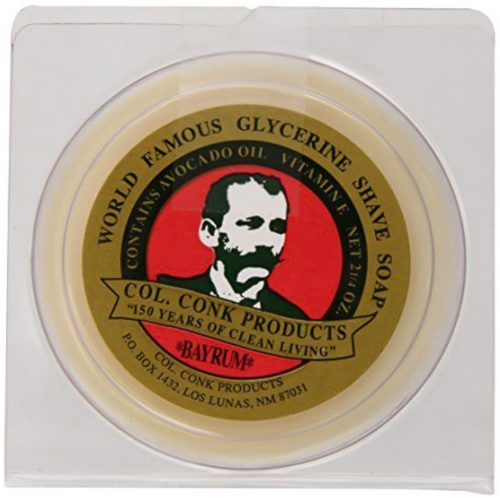 Colonel Conk World Famous Shaving Soap #bestshavingsoap #shavingsoap