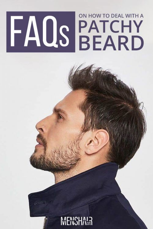 How Long Does It Take To Grow A Beard #patchybeard #beardstyles #texturedhair #taperedhair