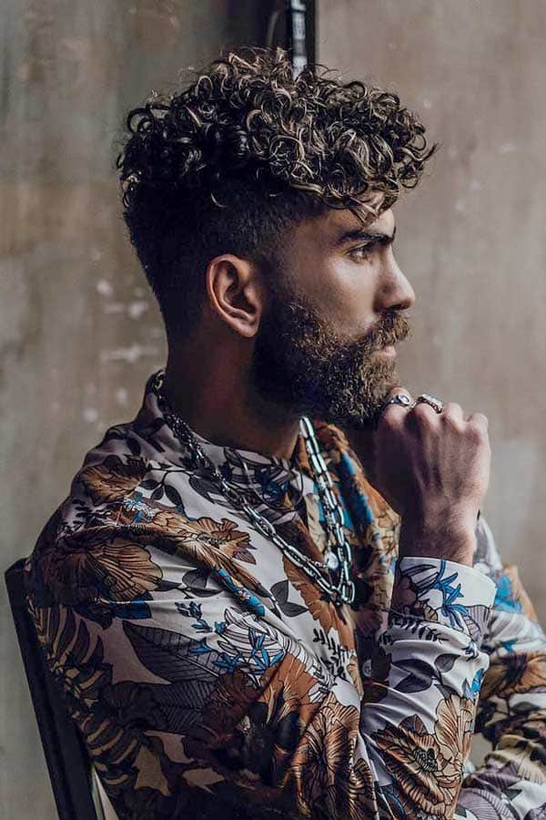 Two Easy Ways How Two Get Curly Hair #wavyhairmen #curlyhair #howtogetcurlyhairmen