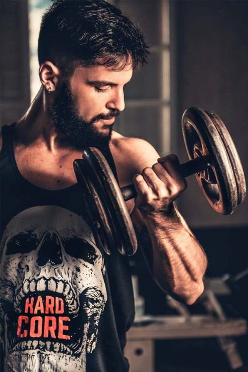 Incorporate Weight Training Into Your Workout Routine #lifestyle #howtolookyounger