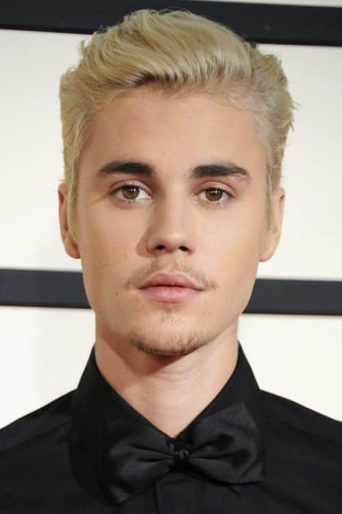 The Timeline Of The Boldest Justin Bieber Hair Styles Evolution