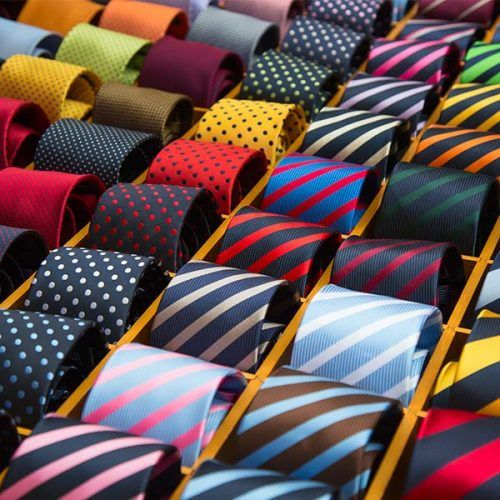 Tips On Choosing A Tie For Men Types