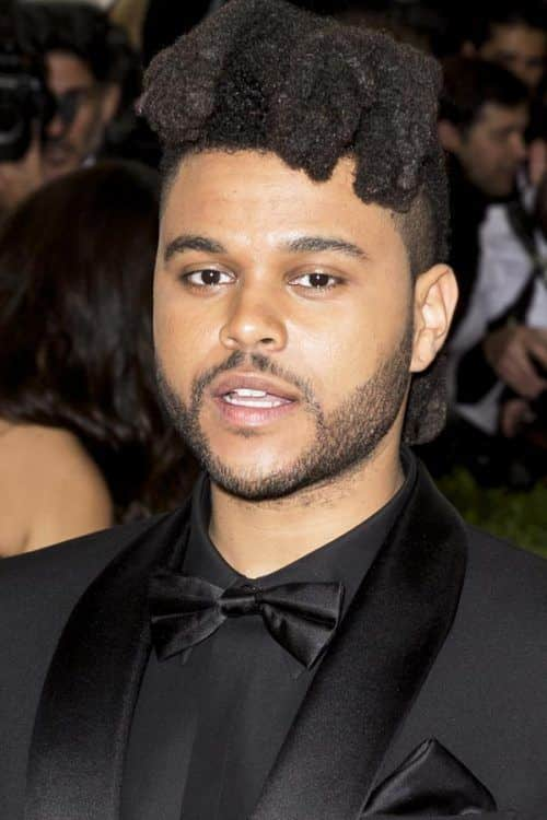 The Weeknd Dreadlocks #theweeknd #theweekend #theweendhair #dreadlocks #dreads