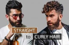 Useful Tips, Best Products & Tutorials On How To Get Curly Hair Men Rock Today