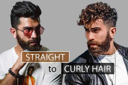 Useful Tips Best Products Tutorials On How To Get Curly Hair Men Rock Today