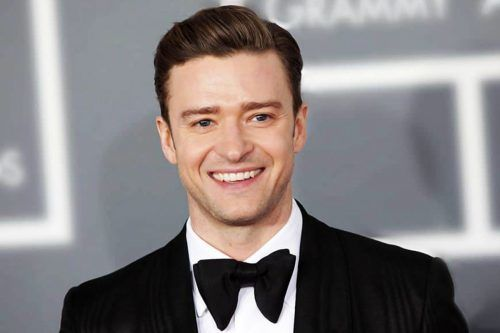 Popular Justin Timberlake Haircut Styles