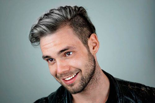 To Dye Or Not To Dye: Are Silver Hair Men Still On-Trend?