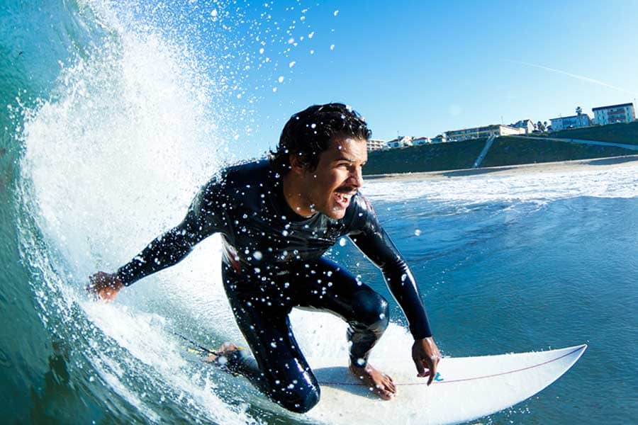 Surfer Hair: Cool Beach Men's Hairstyles