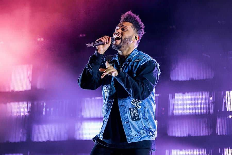 Breaking News: The Mystery Of The Weeknd Hair Style Change Is Solved!