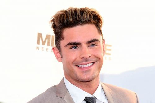 Zac Efron Haircut Variety Of Textured Hair Styles