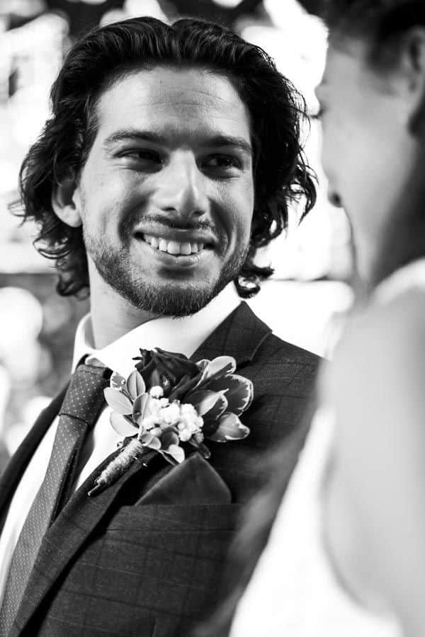 Shoulder Length Wavy Hair #menslonghairstyles #wedding #weddinghairstyles