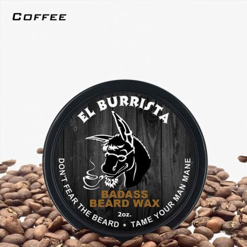 Beard Wax El Burrista (Badass Beard Care ) #beardwax #waxproducts #lifestyle