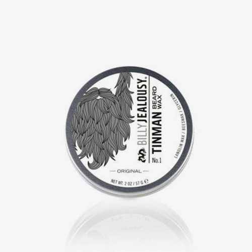 Tin Man Beard Wax (Billy Jealousy) #beardwax #waxproducts #lifestyle