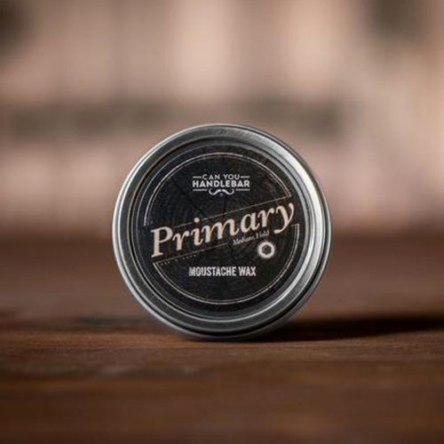Primary Moustache Wax (CanYouHandlebar) #beardwax #waxproducts #lifestyle