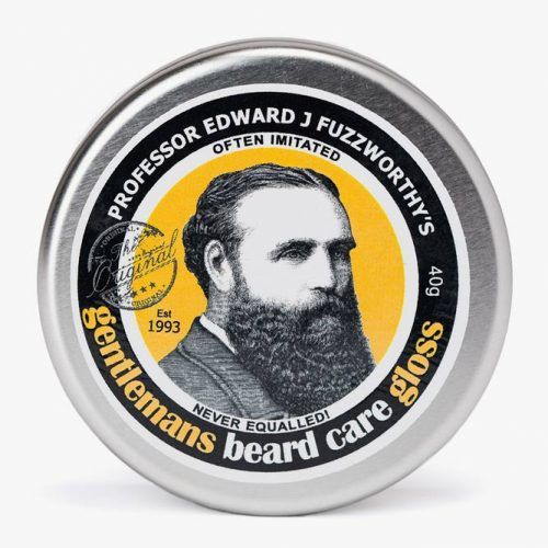 Beard Care Gloss (Professor Fuzzworthys) #beardwax #waxproducts #lifestyle