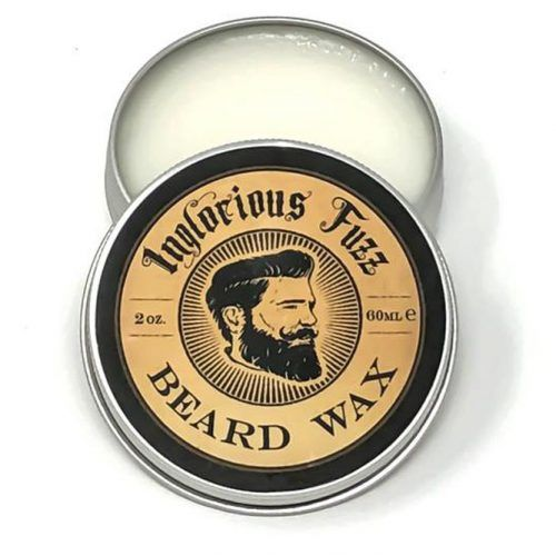 Beard Wax (Inglorious Fuzz) #beardwax #waxproducts #lifestyle
