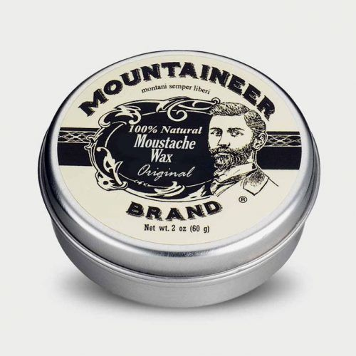 Natural Moustache Wax (Mountaineer Brand) #beardwax #waxproducts #lifestyle