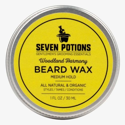 Beard Wax (Seven Potions) #beardwax #waxproducts #lifestyle