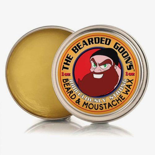 Ridiculously Strong Beard And Moustache Wax (The Bearded Goon) #beardwax #waxproducts #lifestyle